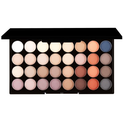 Палетка теней MakeUp Revolution 32 EYESHADOW PALETTE Flawless Matte 2: фото