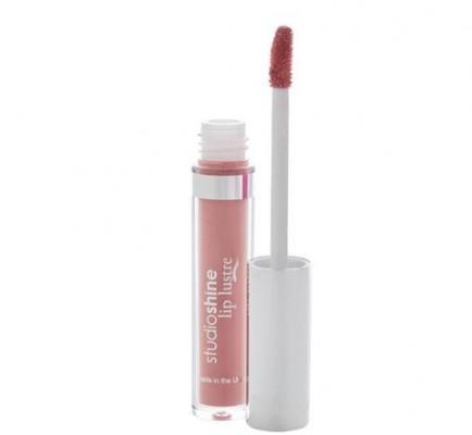 Сияющая матовая жидкая помада для губ водостойкая Studio Shine lip lustre waterproof LASplash Athena: фото