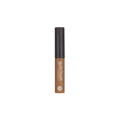 Тушь для бровей Holika Holika Wonder Drawing 1sec. Finish Browcara тон 02 светло-коричневый 4,5г: фото