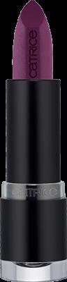 Матовая губная помада Ultimate Matt Lipstick Catrice 040 ежевичный: фото
