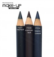 Карандаш для глаз new Eye Pencil MAKE-UP-SECRET FE04: фото