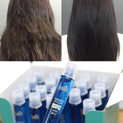 Филлер для волос LA'DOR Perfect hair fill-up 13 мл: фото