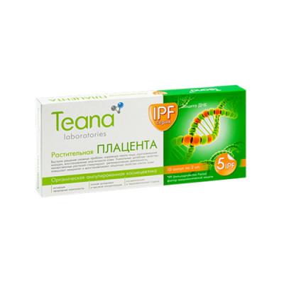 """Сыворотка """"Растительная плацента"""" TEANA 2мл*10: фото"""