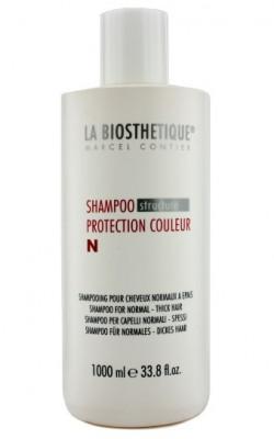 Шампунь для окрашенных нормальных волос La Biosthetique Shampoo Protection Couleur N 1000мл: фото