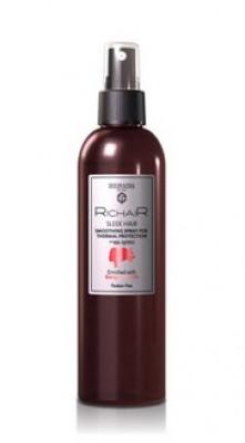 Спрей-термозащита для гладкости и блеска волос Egomania RicHair 250 мл: фото