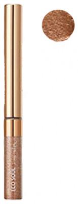 Тени для глаз сияющие THE SAEM Eco Soul Sparkling Eye BR01 Cafe Crema 2,7гр: фото