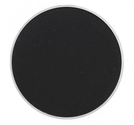 Тени прессованные Make-Up Atelier Paris T025 Ø 26 чёрный запаска 2 гр: фото