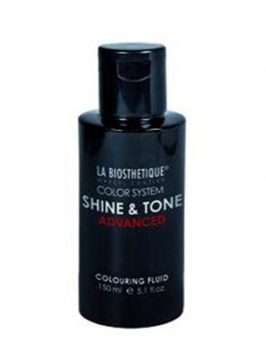Краситель для процедуры биоламинирования прямой тонирующий La Biosthetique Shine&Tone Advanced 6/0 150мл: фото