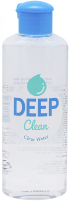 Вода мицеллярная A'PIEU Deep Clean Clear Water: фото