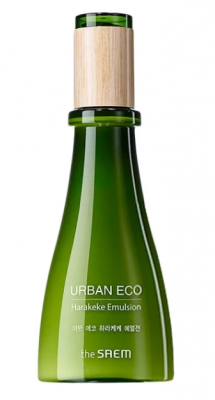 Эмульсия с экстрактом корня новозеландского льна THE SAEM Urban Eco Harakeke Root Emulsion 140мл: фото