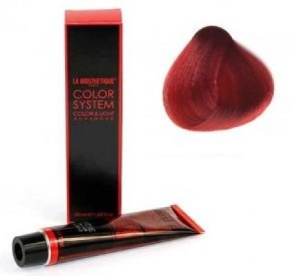 Цветное мелирование La Biosthetique Color & Light Red Advanced Красный 50мл: фото