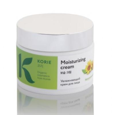 Крем для лица увлажняющий Korie Moisturizing cream 50 мл: фото