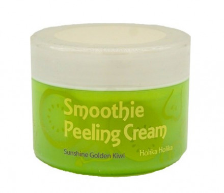 Крем отшелушивающий с киви Holika Holika Smoothie Peeling Cream Sunshine Golden Kiwi 75 мл: фото