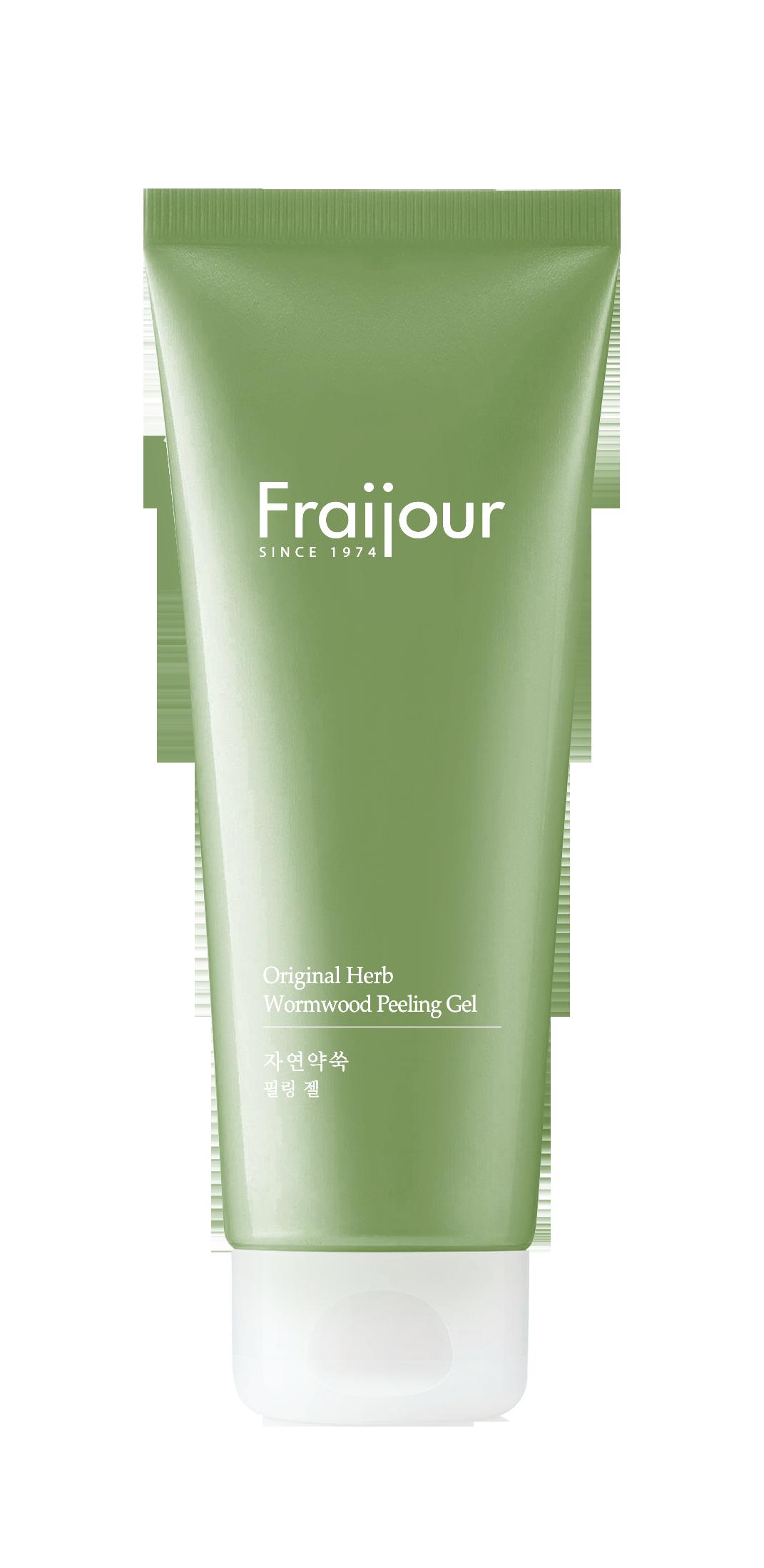 Гель-пилинг для лица Fraijour Original Herb Wormwood Peeling Gel, 150 мл: фото
