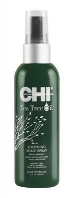 Спрей Успокаивающий для кожи головы СHI TEA TREE OIL 89 мл: фото